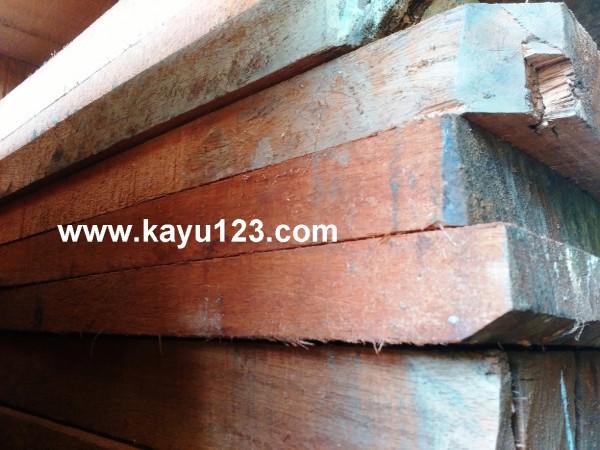 harga kayu meranti batu